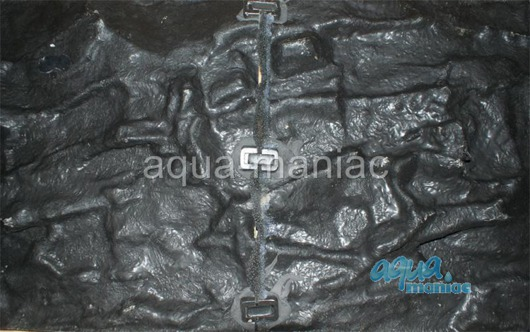 3D root background 196x45cm