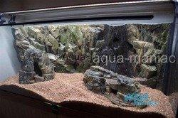 Bundle of large and long  beige aquarium rocks SAVE £6