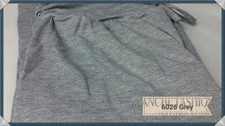 Cotton Alladin Pants Ali Baba Baggie Harem Trousers Grey