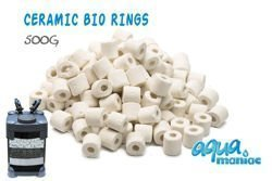 Ceramic Bio Rings - 500g pack