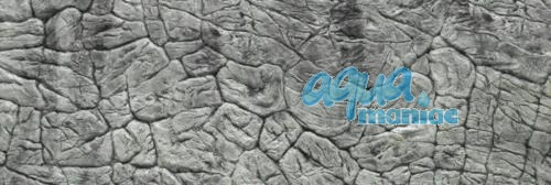 3D grey thin background 146x45cm