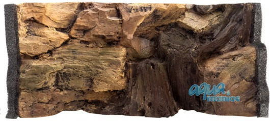 3D root background 57x27cm