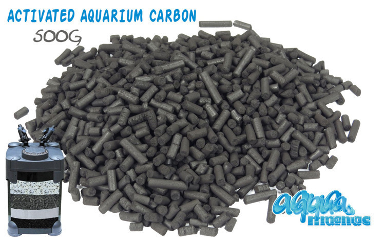 Activated Carbon for your filter - 500g pack