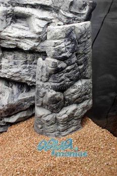 Aquarium Filter cover grey 23cm height