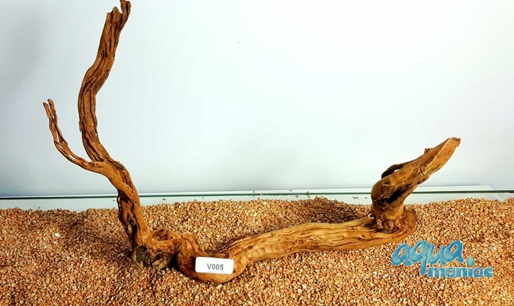 Aquarium Vines Wood Root For Fish Vivariums Reptiles 42x5cm