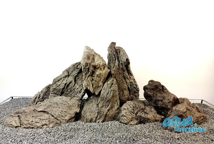 Bundle of 5 Grey Dragon Stone Rocks