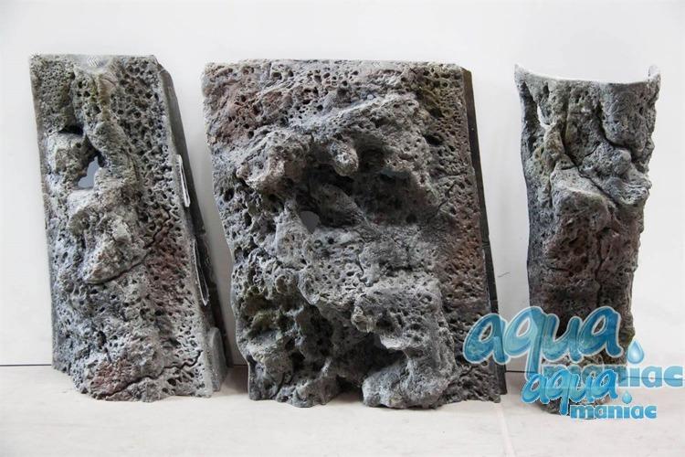 Modules of Limestone Background to fit 100X50cm aquarium
