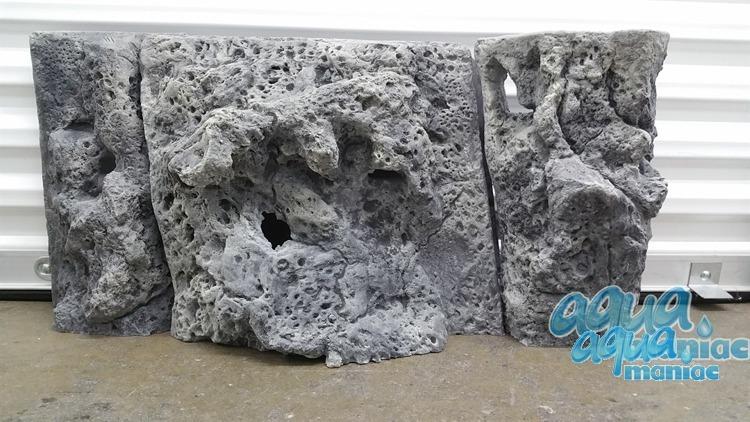 Limestone Background to fit 120X60cm aquarium