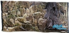 JUWEL Vision 180 3D rock root basic 90x45cm 2 sections